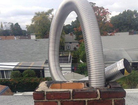 Photo Gallery For Certified Chimney Services On Long